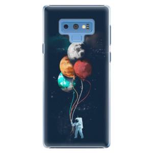 Plastové pouzdro iSaprio Balónky 02 na mobil Samsung Galaxy Note 9