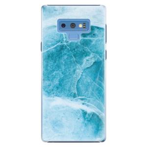 Plastové pouzdro iSaprio Blue Marble na mobil Samsung Galaxy Note 9
