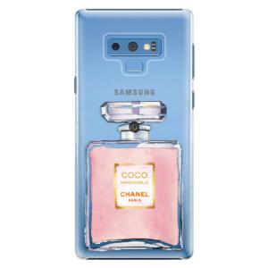 Plastové pouzdro iSaprio Chanel Rose na mobil Samsung Galaxy Note 9
