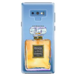Plastové pouzdro iSaprio Chanel Gold na mobil Samsung Galaxy Note 9