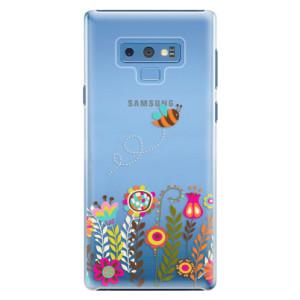 Plastové pouzdro iSaprio Včelka Pája 01 na mobil Samsung Galaxy Note 9