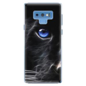 Plastové pouzdro iSaprio Black Puma na mobil Samsung Galaxy Note 9