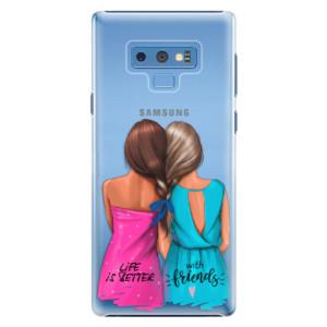 Plastové pouzdro iSaprio Best Friends na mobil Samsung Galaxy Note 9