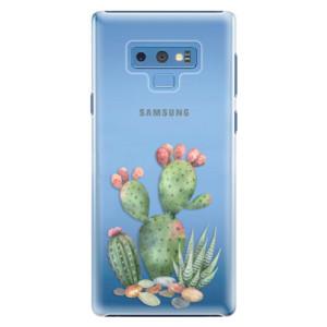 Plastové pouzdro iSaprio Kaktusy 01 na mobil Samsung Galaxy Note 9