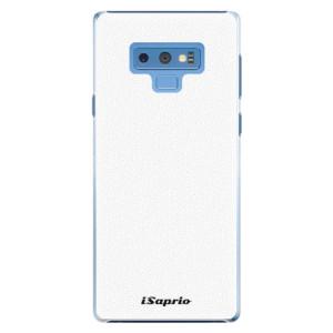 Plastové pouzdro iSaprio 4Pure bílé na mobil Samsung Galaxy Note 9