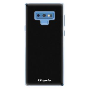 Plastové pouzdro iSaprio 4Pure černé na mobil Samsung Galaxy Note 9