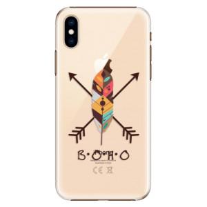 Plastové pouzdro iSaprio BOHO na mobil Apple iPhone XS