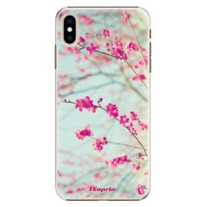 Plastové pouzdro iSaprio Blossom 01 na mobil Apple iPhone XS Max