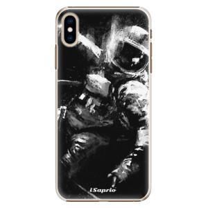 Plastové pouzdro iSaprio Astronaut 02 na mobil Apple iPhone XS Max