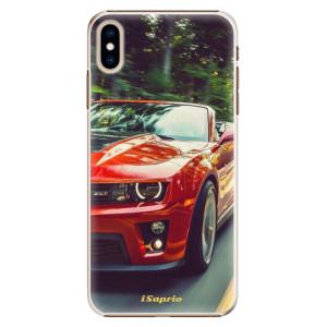Plastové pouzdro iSaprio Chevrolet 02 na mobil Apple iPhone XS Max