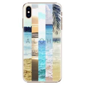 Plastové pouzdro iSaprio Aloha 02 na mobil Apple iPhone XS Max