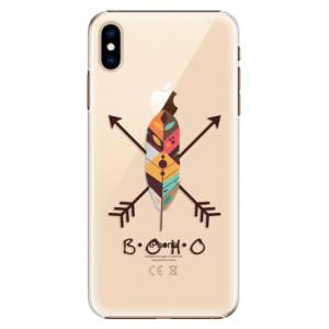 Plastové pouzdro iSaprio BOHO na mobil Apple iPhone XS Max