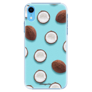 Plastové pouzdro iSaprio Kokos 01 na mobil Apple iPhone XR
