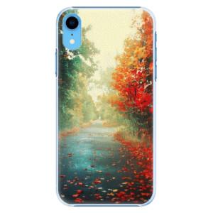 Plastové pouzdro iSaprio Podzim 03 na mobil Apple iPhone XR