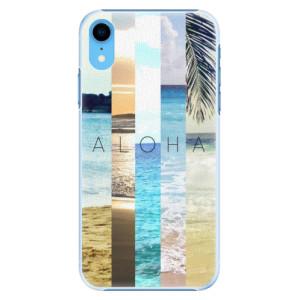 Plastové pouzdro iSaprio Aloha 02 na mobil Apple iPhone XR