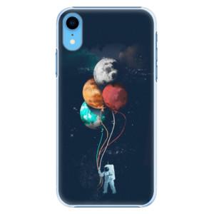 Plastové pouzdro iSaprio Balónky 02 na mobil Apple iPhone XR