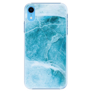 Plastové pouzdro iSaprio Blue Marble na mobil Apple iPhone XR