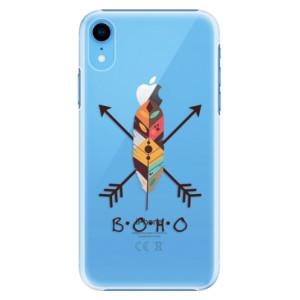 Plastové pouzdro iSaprio BOHO na mobil Apple iPhone XR