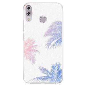 Plastové pouzdro iSaprio Palmy 10 na mobil Asus ZenFone 5Z ZS620KL