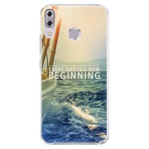 Plastové pouzdro iSaprio Beginning na mobil Asus ZenFone 5Z ZS620KL