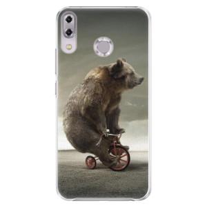 Plastové pouzdro iSaprio Medvěd 01 na mobil Asus ZenFone 5Z ZS620KL