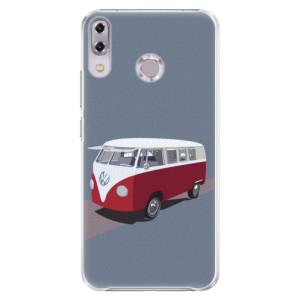 Plastové pouzdro iSaprio VW Bus na mobil Asus ZenFone 5Z ZS620KL
