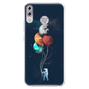 Plastové pouzdro iSaprio Balónky 02 na mobil Asus ZenFone 5Z ZS620KL