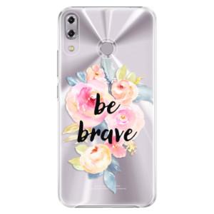 Plastové pouzdro iSaprio Be Brave na mobil Asus ZenFone 5Z ZS620KL