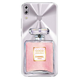 Plastové pouzdro iSaprio Chanel Rose na mobil Asus ZenFone 5Z ZS620KL