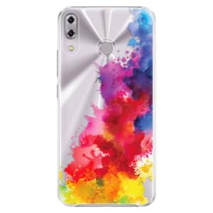 Plastové pouzdro iSaprio Color Splash 01 na mobil Asus ZenFone 5Z ZS620KL