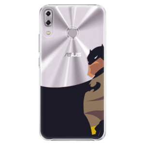 Plastové pouzdro iSaprio BaT Komiks na mobil Asus ZenFone 5Z ZS620KL