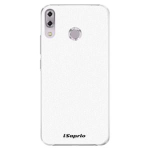 Plastové pouzdro iSaprio 4Pure bílé na mobil Asus ZenFone 5Z ZS620KL