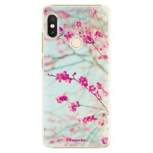 Plastové pouzdro iSaprio Blossom 01 na mobil Xiaomi Redmi Note 5