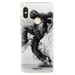 Plastové pouzdro iSaprio Dancer 01 na mobil Xiaomi Redmi Note 5