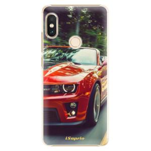 Plastové pouzdro iSaprio Chevrolet 02 na mobil Xiaomi Redmi Note 5