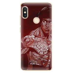 Plastové pouzdro iSaprio Bruce Lee na mobil Xiaomi Redmi Note 5
