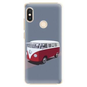 Plastové pouzdro iSaprio VW Bus na mobil Xiaomi Redmi Note 5