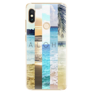 Plastové pouzdro iSaprio Aloha 02 na mobil Xiaomi Redmi Note 5