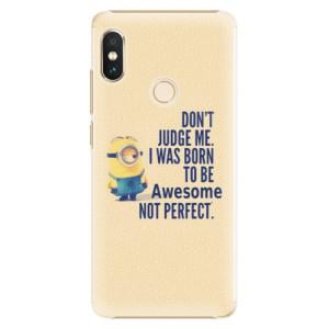 Plastové pouzdro iSaprio Be Awesome na mobil Xiaomi Redmi Note 5