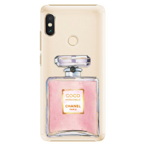 Plastové pouzdro iSaprio Chanel Rose na mobil Xiaomi Redmi Note 5