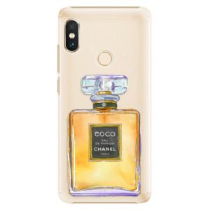 Plastové pouzdro iSaprio Chanel Gold na mobil Xiaomi Redmi Note 5