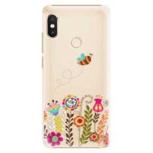 Plastové pouzdro iSaprio Včelka Pája 01 na mobil Xiaomi Redmi Note 5