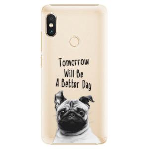 Plastové pouzdro iSaprio Better Day 01 na mobil Xiaomi Redmi Note 5