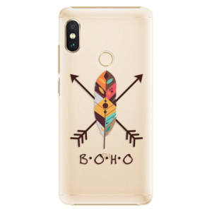 Plastové pouzdro iSaprio BOHO na mobil Xiaomi Redmi Note 5