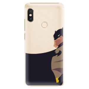 Plastové pouzdro iSaprio BaT Komiks na mobil Xiaomi Redmi Note 5