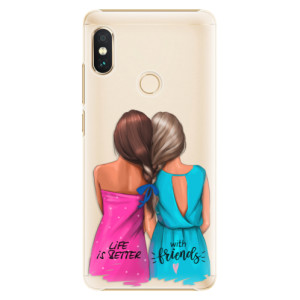 Plastové pouzdro iSaprio Best Friends na mobil Xiaomi Redmi Note 5