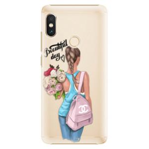Plastové pouzdro iSaprio Beautiful Day na mobil Xiaomi Redmi Note 5