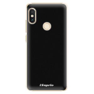 Plastové pouzdro iSaprio 4Pure černé na mobil Xiaomi Redmi Note 5