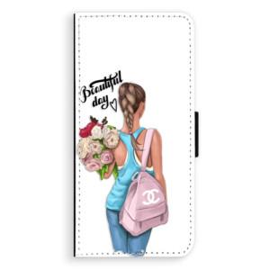 Flipové pouzdro iSaprio Beautiful Day na mobil Huawei P20 Pro