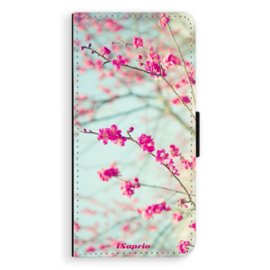 Flipové pouzdro iSaprio Blossom 01 na mobil Huawei P20